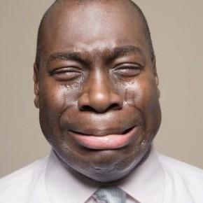 Image d'une personne pleurant