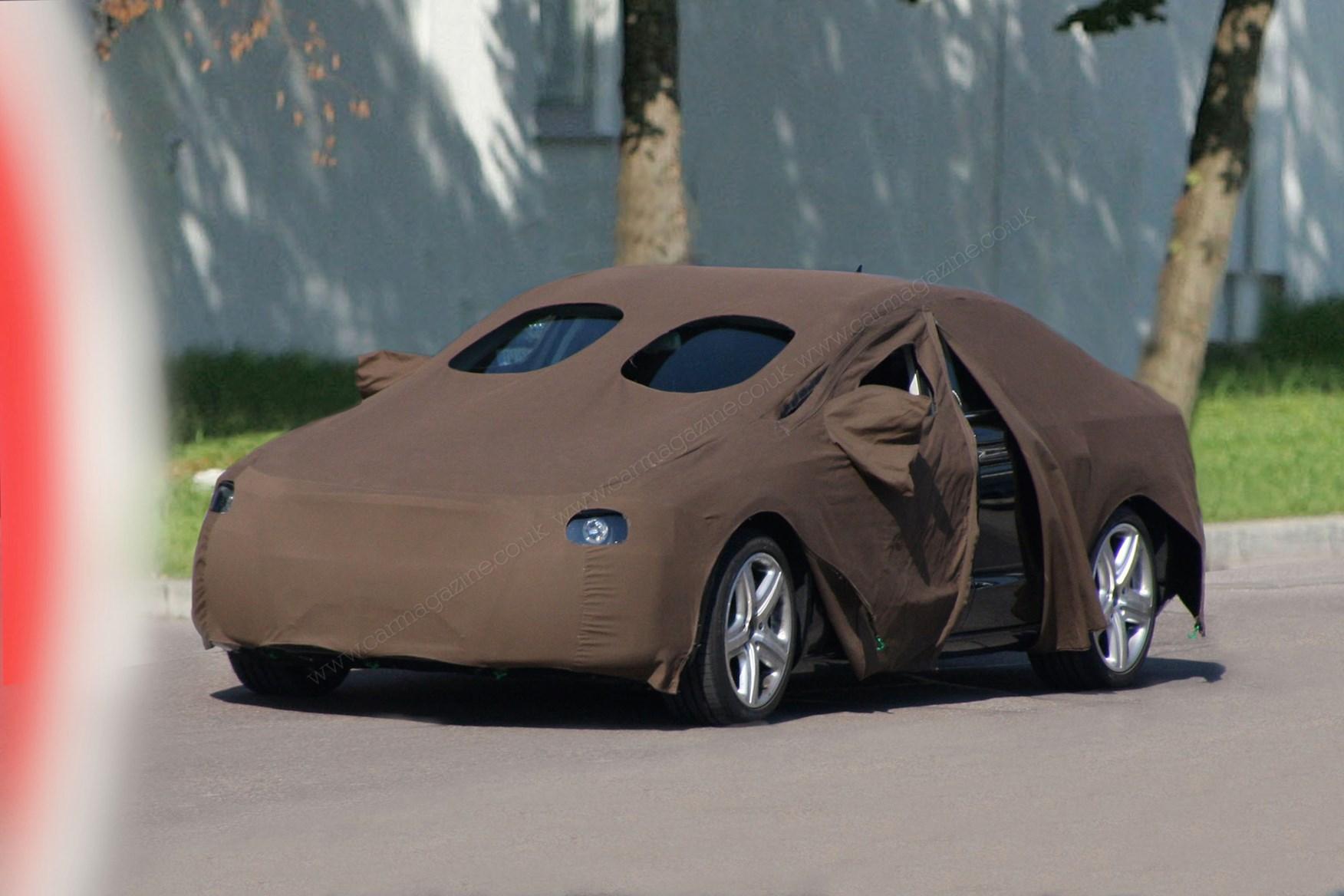 prototype de voiture